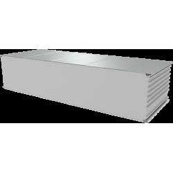 PWS-S - 250 MM, Stěnové panely, polystyren RAL 9010