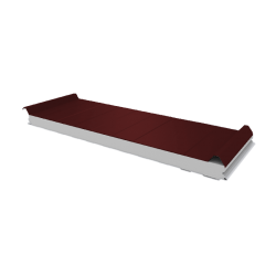 PWD-S - 50 MM, Roofing panels, polystyrene RAL 3009