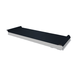 PWD-S - 50 MM, Roofing panels, polystyrene RAL 7016