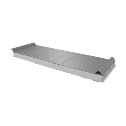 PWD-S - 50 MM, Płyty dachowe, styropian RAL 7035