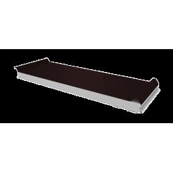 PWD-S - 50 MM, панели крыши, полистирол RAL 8017