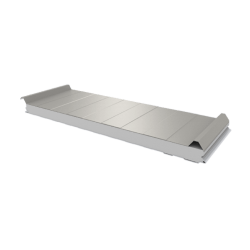 PWD-S - 50 MM, Roofing panels, polystyrene RAL 9002