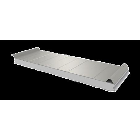 PWD-S - 50 MM, Płyty dachowe, styropian RAL 9002