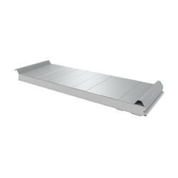 PWD-S - 50 MM, Roofing panels, polystyrene RAL 9010