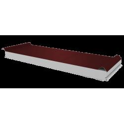PWD-S - 75 MM, панели крыши, полистирол RAL 3009