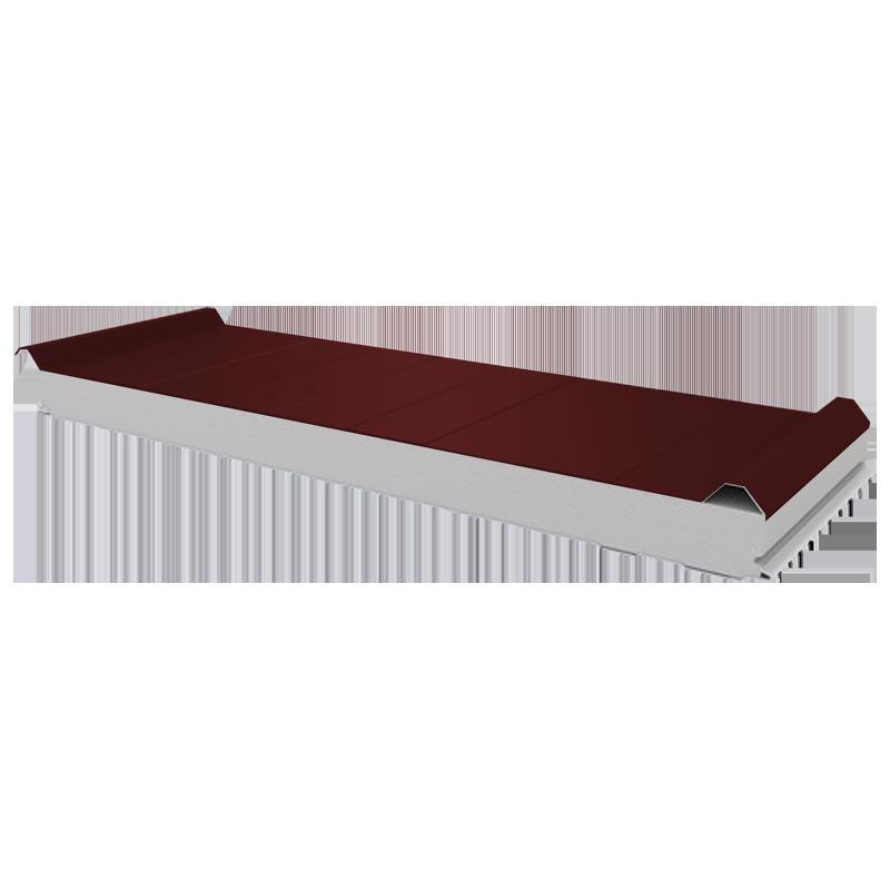 PWD-S - 75 MM, Střešní panely, polystyren RAL 3009