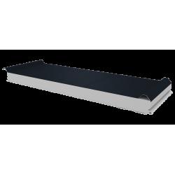 PWD-S - 75 MM, панели крыши, полистирол RAL 7016