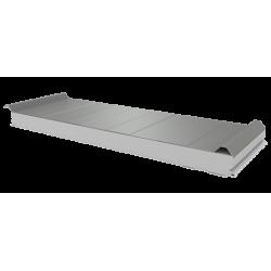 PWD-S - 75 MM, панели крыши, полистирол RAL 7035