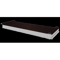 PWD-S - 75 MM, Dachplatten, Styropor RAL 8017