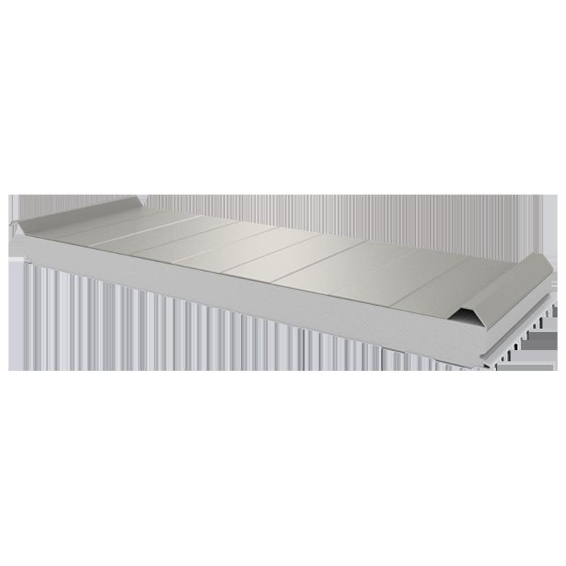 PWD-S - 75 MM, Płyty dachowe, styropian RAL 9002