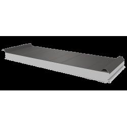 PWD-S - 75 MM, панели крыши, полистирол RAL 9007