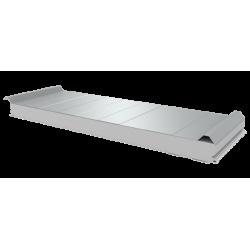 PWD-S - 75 MM, Dachplatten, Styropor RAL 9010