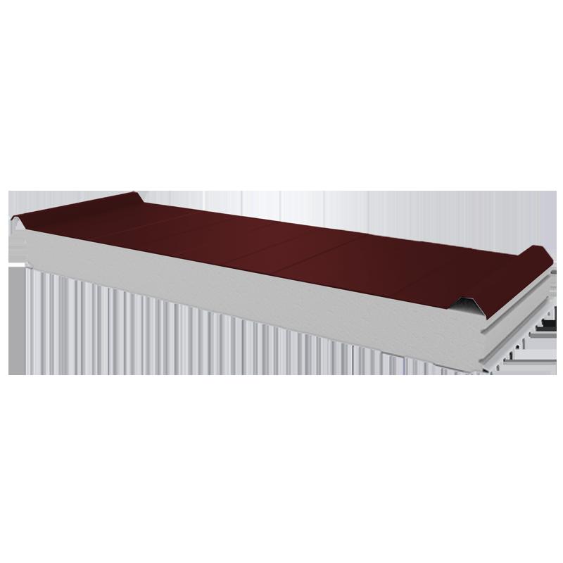 PWD-S - 100 MM, панели крыши, полистирол RAL 3009