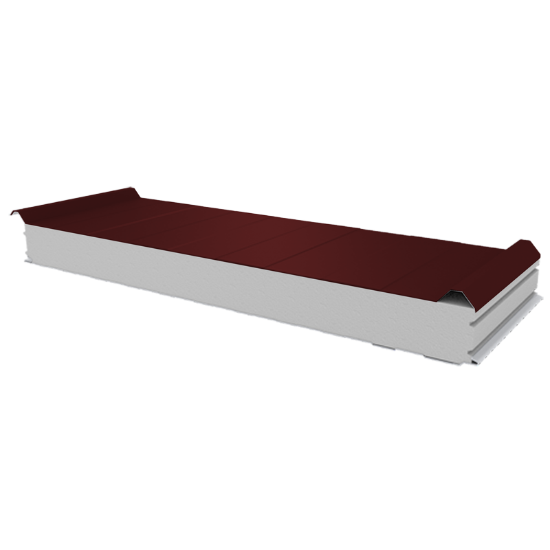 PWD-S - 100 MM, Roofing panels, polystyrene RAL 3009