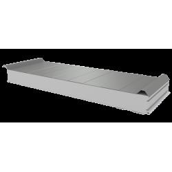 PWD-S - 100 MM, панели крыши, полистирол RAL 7035
