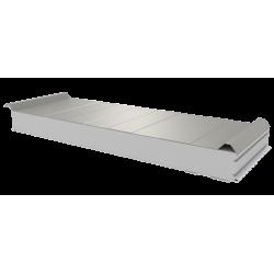 PWD-S - 100 MM, Płyty dachowe, styropian RAL 9002