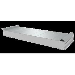 PWD-S - 100 MM, Płyty dachowe, styropian RAL 9010