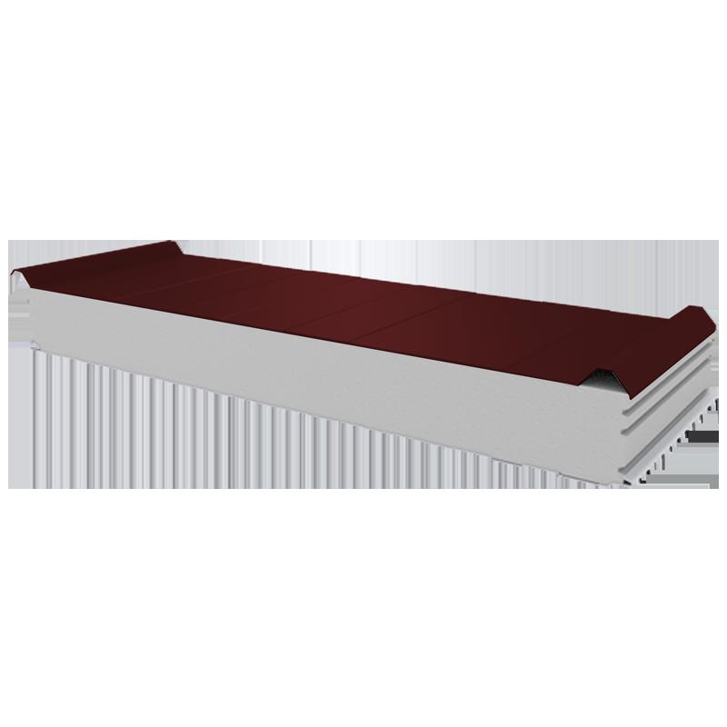 PWD-S - 125 MM, панели крыши, полистирол RAL 3009