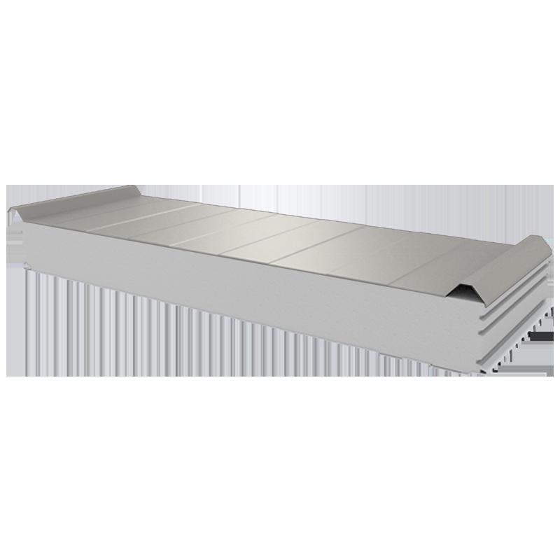PWD-S - 125 MM, панели крыши, полистирол RAL 9002