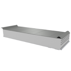 PWD-S - 150 MM, Płyty dachowe, styropian RAL 7035