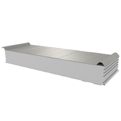 PWD-S - 150 MM, панели крыши, полистирол RAL 9002