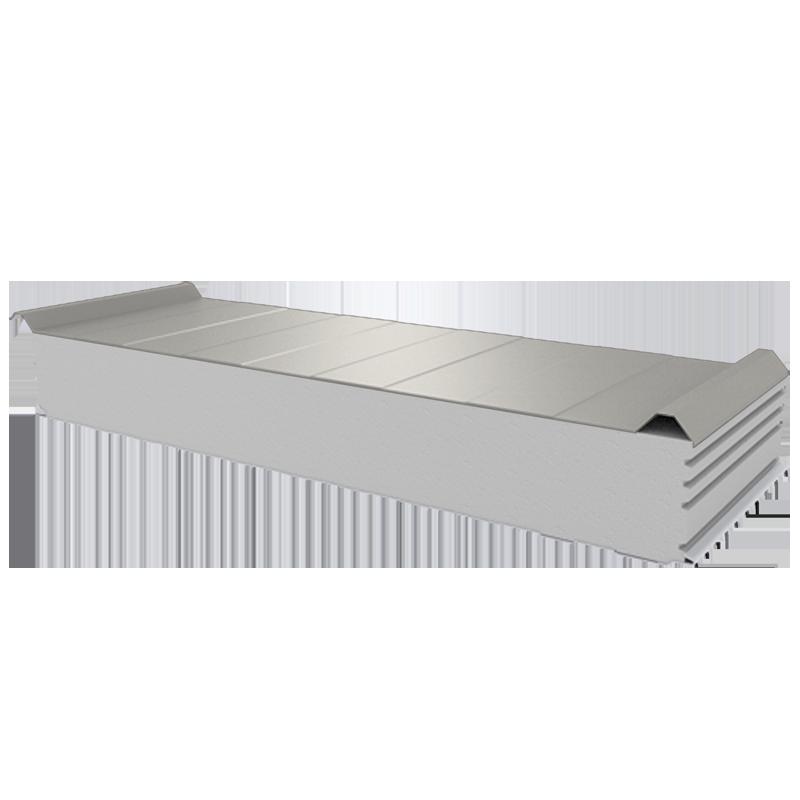 PWD-S - 150 MM, Płyty dachowe, styropian RAL 9002