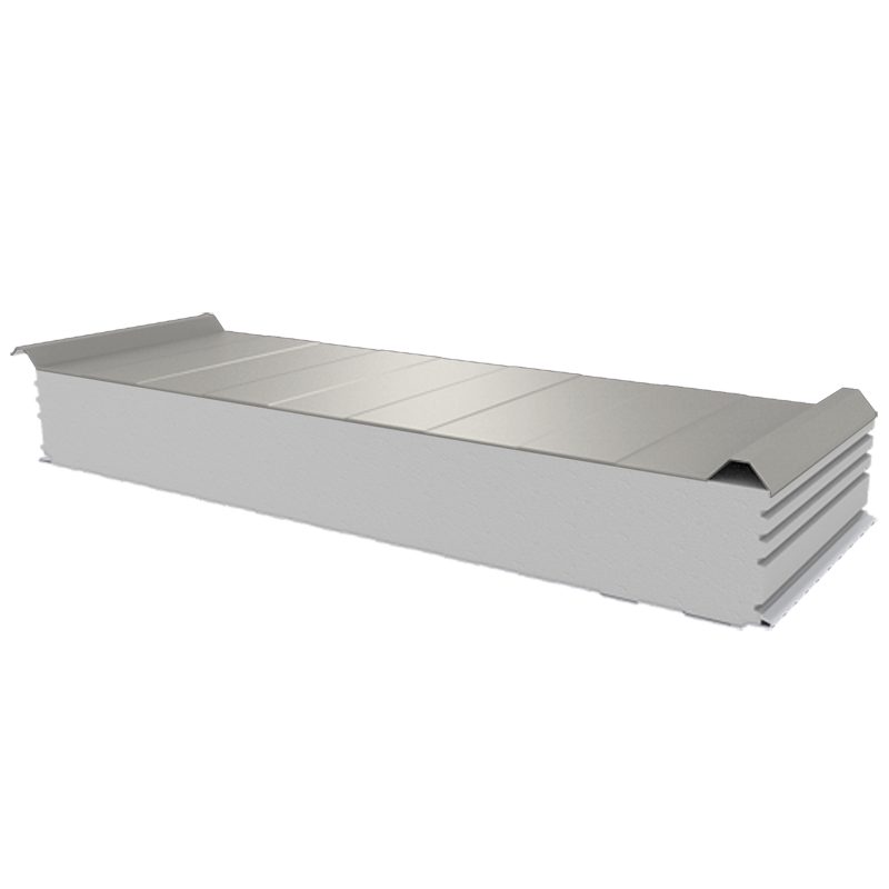 PWD-S - 150 MM, Roofing panels, polystyrene RAL 9002