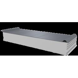 PWD-S - 150 MM, Střešní panely, polystyren RAL 9006