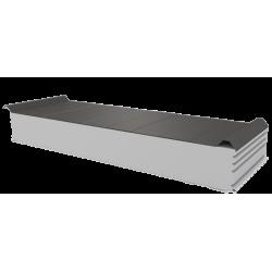 PWD-S - 150 MM, Střešní panely, polystyren RAL 9007