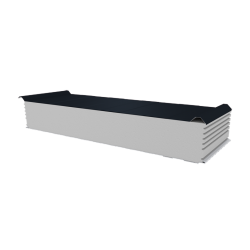 PWD-S - 200 MM, Roofing panels, polystyrene RAL 7016