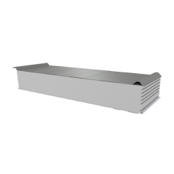 PWD-S - 200 MM, Roofing panels, polystyrene RAL 7035