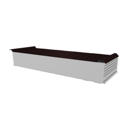 PWD-S - 200 MM, панели крыши, полистирол RAL 8017