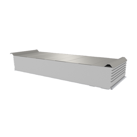 PWD-S - 200 MM, Roofing panels, polystyrene RAL 9002