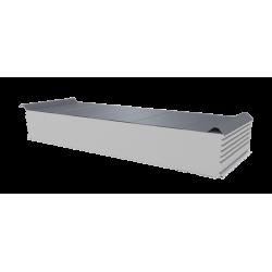 PWD-S - 200 MM, Střešní panely, polystyren RAL 9006