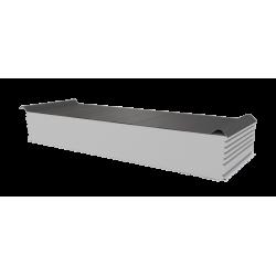 PWD-S - 200 MM, Dachplatten, Styropor RAL 9007