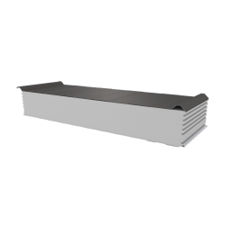 PWD-S - 200 MM, Roofing panels, polystyrene RAL 9007