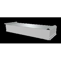 PWD-S - 200 MM, Dachplatten, Styropor RAL 9010