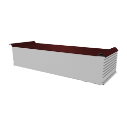 PWD-S - 250 MM, панели крыши, полистирол RAL 3009