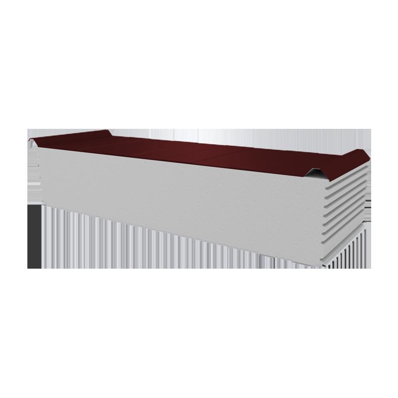 PWD-S - 250 MM, Płyty dachowe, styropian RAL 3009