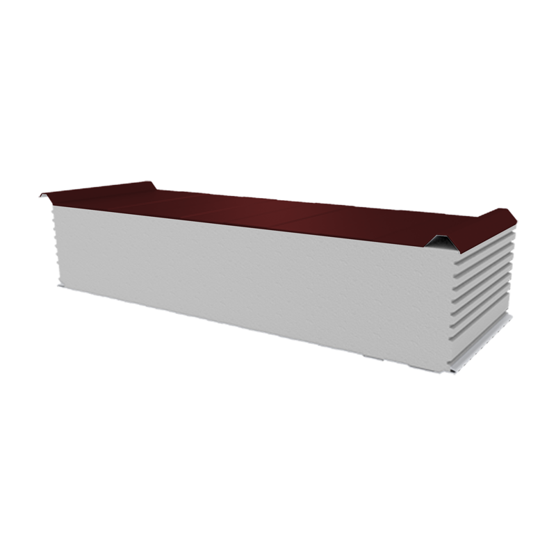 PWD-S - 250 MM, Roofing panels, polystyrene RAL 3009