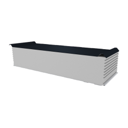 PWD-S - 250 MM, Roofing panels, polystyrene RAL 7016