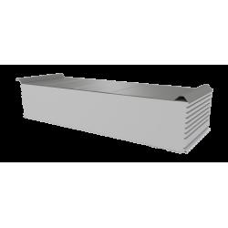 PWD-S - 250 MM, Dachplatten, Styropor RAL 7035