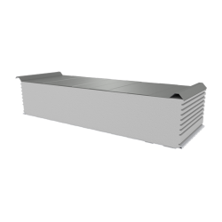 PWD-S - 250 MM, Roofing panels, polystyrene RAL 7035