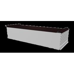 PWD-S - 250 MM, Dachplatten, Styropor RAL 8017