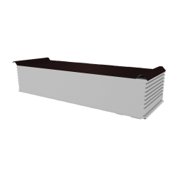 PWD-S - 250 MM, Roofing panels, polystyrene RAL 8017