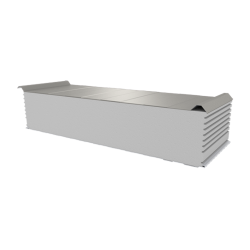 PWD-S - 250 MM, Roofing panels, polystyrene RAL 9002