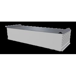 PWD-S - 250 MM, Płyty dachowe, styropian RAL 9006
