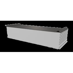 PWD-S - 250 MM, Střešní panely, polystyren RAL 9007