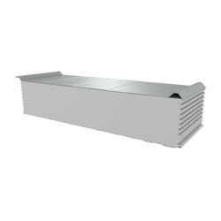 PWD-S - 250 MM, Roofing panels, polystyrene RAL 9010