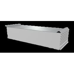 PWD-S - 250 MM, Střešní panely, polystyren RAL 9010